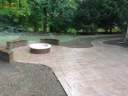 Stamped Concrete Patios Pictures by Tomaro Construction Co Inc Welcome Designs Restoration