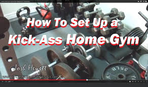 Gym Flooring For Garage by How To Set Up A Kick Home Gym Beginner To Advanced Youtube