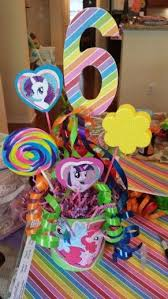 my pony centerpieces 577 best my pony 5th bday images on unicorn