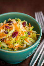 cranberry salads thanksgiving cabbage carrot and cranberry salad recipe natashaskitchen com