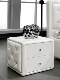 Chevet Design Blanc Laque by Commode Design Blanc Avec Tiroirs Commodes De Chambre Dadulte