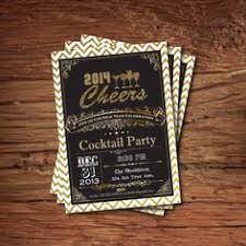 New Years Eve Cocktail Party Ideas - new year u0027s eve party invitation new years eve party new years