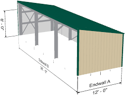 Metal Building House Plans Equipment Shed Extension To Metal Building With Living Quarters