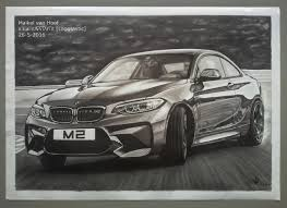 bmw van 2016 bmw m2 coupe drift marker drawing by laggtastic on deviantart