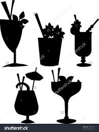 martini shaker silhouette drink silhouette clipart free drink silhouette clipart