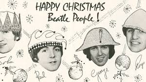 christmas time is here again the beatles u0027 christmas records