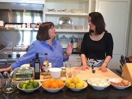 what ina garten taught me about food love and life pbs newshour