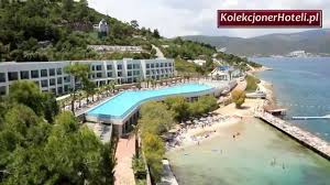 hotel club blue dreams bodrum turkey youtube
