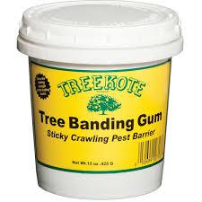 treekote 15 oz tub tree banding gum gempler s