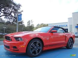 ford mustang gt convertible 2013 2013 race ford mustang gt cs california special convertible