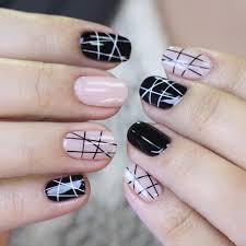 21 very easy nail designs for short nails naildesignsjournal com