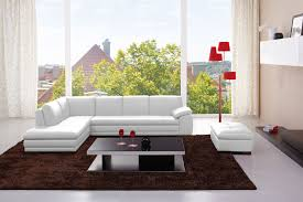 Contemporary Leather Sectional Sofa by 625 Italian Leather Modern Sectional Sofa