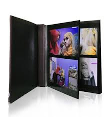 sticky photo album mynphotology malaysian wedding portrait photograper mockup