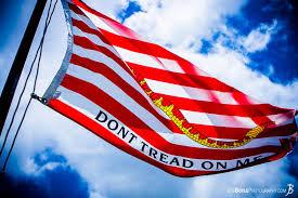 Don T Tread On Me Flag Origin Buy