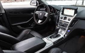 cadillac jeep interior 2013 cadillac cts premium sport wagon editors u0027 notebook
