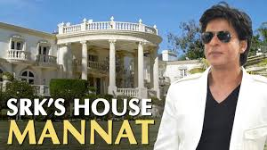 shahrukh khan u0027s house mannat celebrity hotspots in mumbai youtube