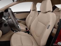 2013 hyundai accent interior 2013 hyundai accent prices reviews and pictures u s