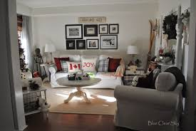 Images Of Livingrooms Rustic Maple Our 2014 Cozy Christmas Home Tour