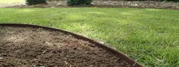 metal landscape edging menards ortega lawn care