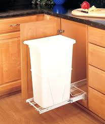kitchen trash can storage cabinet garbage can storage cabinet