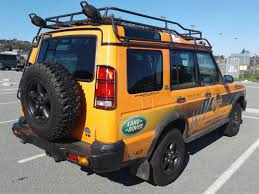 land rover safari roof fs 2000 land rover discovery ii trek 2 event veh 81k miles