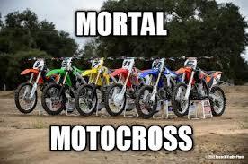 Motocross Meme - meme creator motocross logic meme generator at memecreator org