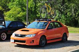 2013 Subaru Forester Roof Rack by I See Your Mtb And Raise You A Roof Rack Subaru