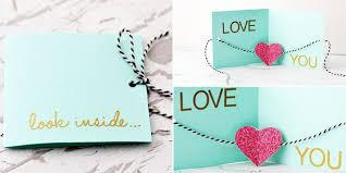 cara membuat kartu ucapan i love you pernikahan fashion diy yuk bikin kartu i love you gang dan so