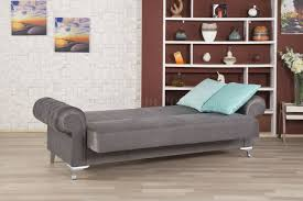 comfortable sofa bed mattress comfort sofa bed in gray fabric by casamode w options