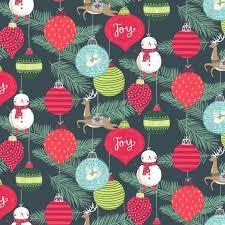 25 days of christmas fabric collection christmas ornaments on