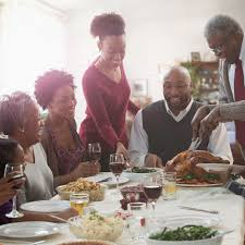 essence now thanksgiving with black families essence