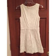 topshop dress 62 topshop dresses skirts topshop white crochet dress