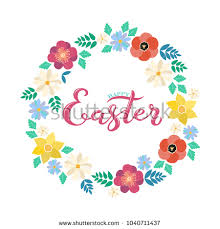flower wreath free flower wreath vector typography free vector