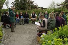 Sensory Garden Ideas The Garden At Project Sensory Trust