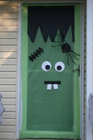 Preschool Halloween Decorations Halloween Door Decorations Preschool