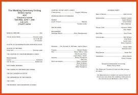 trifold wedding programs tri fold wedding program template endo re enhance dental co