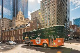 Hop On Hop Off Chicago Map by Old Town Trolley And Boston Duck Tour Discount Package