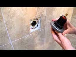 Kohler Forte Bathroom Faucet by Kohler Forte Single Handle Shower Faucet Repair Youtube