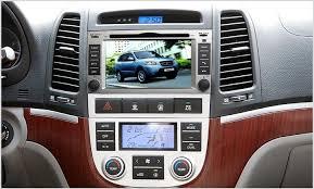 hyundai santa fe 2007 hyundai santa fe android os gps navigation car stereo 2007 2010