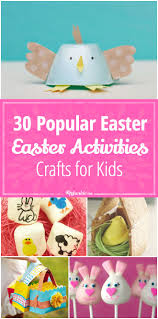 30 popular easter activities and crafts for kids tip junkie