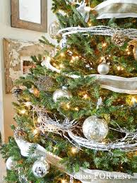 woodland glam christmas tree rooms for rent blog