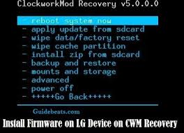 cwm recovery apk how to root lg devices most lg models one click root