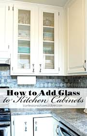 Glass Cabinet Doors Home Depot - kitchen with glass cabinet doors u2013 colorviewfinder co
