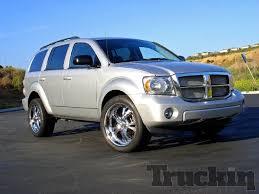 jeep durango 2008 cost effective modifications 2008 dodge durango truckin magazine