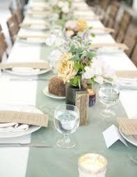 sage green table runner sage green table runners 24 for wedding party decor home décor