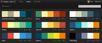 Color Design Palette Xd Essentials The Power Of Color In Mobile App Design Creative