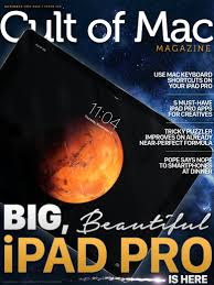 cult of mac magazine big beautiful ipad pro cult of mac