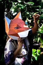 328 best hide yourself images on pinterest masks animal masks