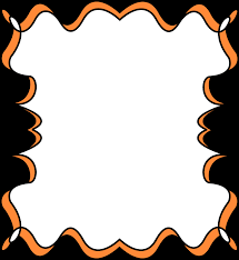 background halloween art halloween border free halloween left side background borders clip
