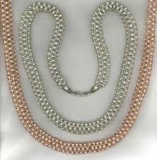 bead necklace patterns images Lindaj richmond beadwork patterns on sale jpg